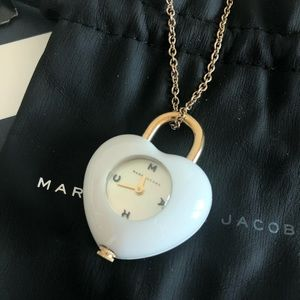 Marc By Marc Jacobs Necklace Watch